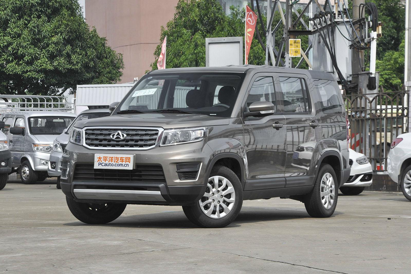 长安欧尚X70A售4.69万 现车充足