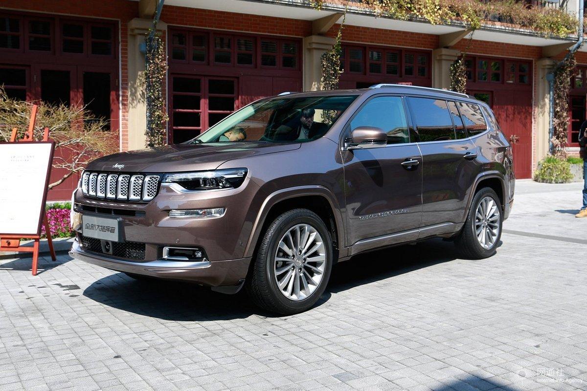 广汽菲克Jeep大指挥官 近期降价1.8万元