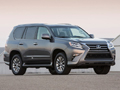 雷克萨斯将产7座SUV 应对英菲尼迪JX-图