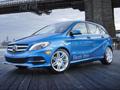 奔驰B级将增三款新车型 电动版有望引入