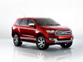 福特新SUV明年2季度上市 售价持平汉兰达