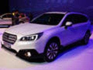 斯巴鲁启动新平台战略 5款车型陆续换代