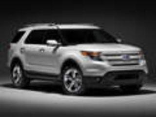 福特将推新七座SUV 与宝马X5同级/明年上