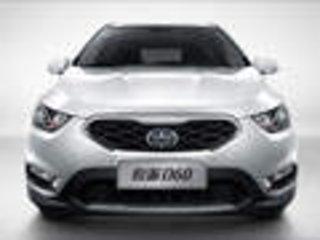 天津一汽首款小型SUV 骏派D60今日上市