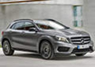 奔驰紧凑型SUV正式上市 售28.98万元起