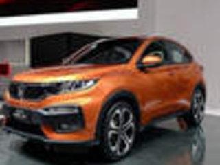 本田全新小型SUV搭1.8L引擎 油耗仅6.6L