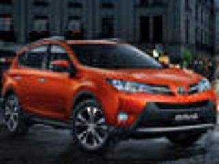 一汽丰田RAV4正式上市 售18.38-27.28万