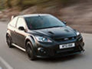 福特公布-新性能车规划 首推新福克斯RS
