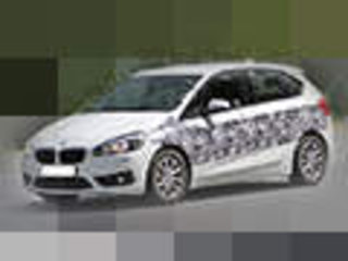 宝马2系MPV增混动版 9月发布/油耗仅2.5L