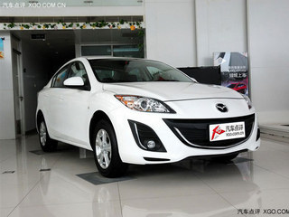 Mazda3星骋送2000元礼包 厦门少量现车