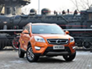 绅宝首款性能SUV-搭2.0T 竞争哈弗H6(图)