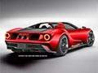 福特GT将推敞篷版车型搭3.5T引擎-图