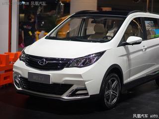 上海车展:长安商用7座家用车欧尚发布