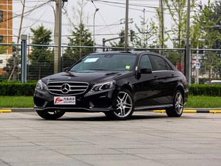 奔驰e级部分车型优惠13万元 少量现车 高清图片