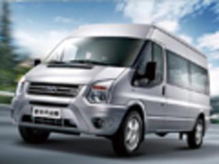 福特打造全顺家族 明年在华投产新车型