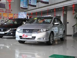 本田锋范西安现车在售购车优惠1.30万元