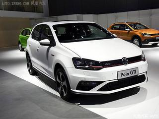 2015上海车展:大众新款Polo GTI发布-大众POLO对比评测 大众POLO高清图片