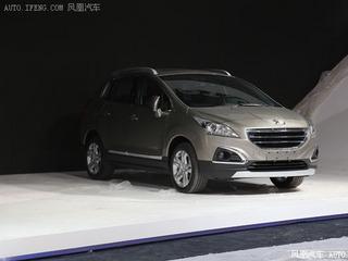 14广州车展:标致新3008售15.97万起-标致3008 对比评测 标致3008 高清图片