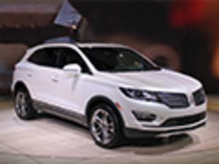 林肯新紧凑型SUV 增多项配置/售21.2万起