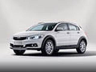 观致首款SUV-明年上市 尺寸超大众途观