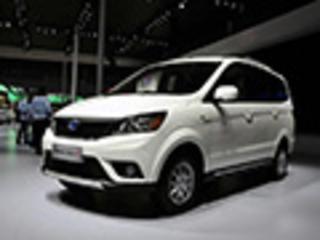 昌河紧凑MPV-推升级版 将于8月26日上市