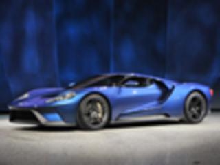 福特将推高性能跑车 比肩兰博基尼-大牛