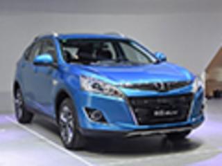 纳智捷规划推7款新车 含SUV/新能源产品