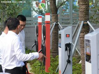 电动车——聪明的充电桩主动帮用户省钱