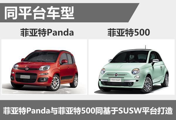 菲亚特Panda改款谍照曝光 预计年底发布(图4)