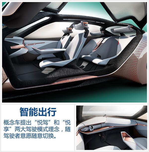 """宝马眼中未来的汽车 """"变形""""概念车亚洲首发(图6)"""