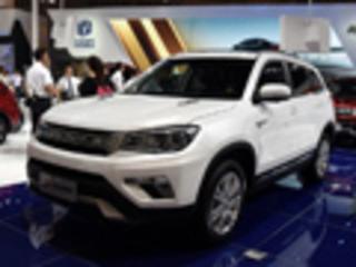 """长安""""旗舰""""SUV搭2.0T引擎 北京车展首发"""