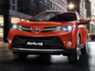 一汽丰田RAV4等4款车型 将陆续改款-图