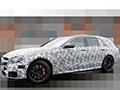 新AMG E 63旅行版 将竞争奥迪RS6 Avant