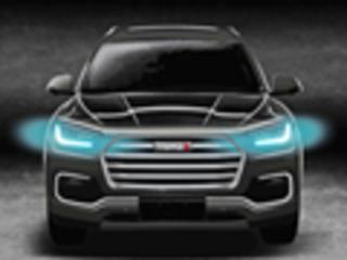 川汽野马全新中型SUV曝光 将于年内上市