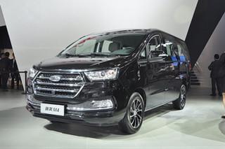 江淮全新MPV将于9月份上市 轴距接近GL8