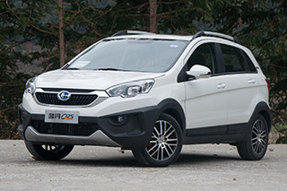 入门级SUV的抉择 昌河Q25/瑞风S2/哈弗H1
