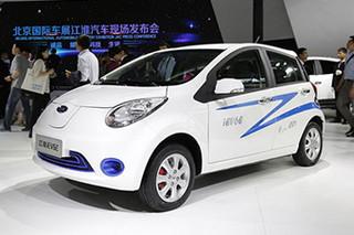 江淮全新纯电动车将上市 续航超150公里