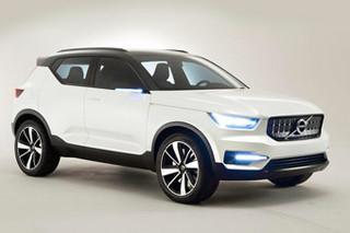 沃尔沃将推-全新紧凑级SUV