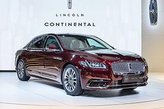 林肯新车将命名
