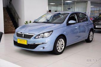 [乌鲁木齐]标致308S热销中购车优惠1.5万