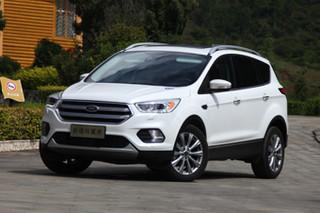 长安福特8月销量增26% 两重磅车型将上市