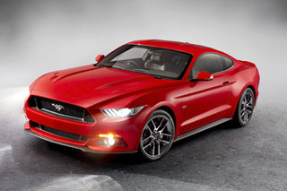 福特将推新款野马 搭10AT/有望明年亮相