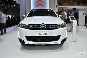 雪铁龙新款C3-XR将11月11日上市 新增1.2T-雪铁龙C3 XR对比评测 雪高清图片