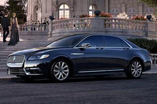 C级车选择又多了 林肯大陆11月28日上市