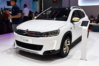 雪铁龙新款C3-XR明日上市 详细配置公布