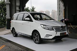 比速M3将于明年一季度上市 预售6.19万起
