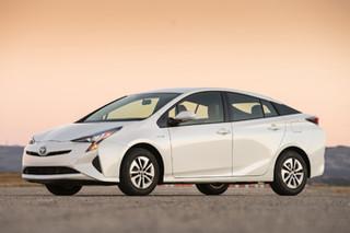丰田混动车成主角 二氧化碳排量将降90%