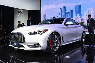 英菲尼迪4款新车于明年上市 含轿跑车Q60