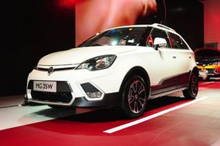 2015款MG 3SW优惠促销 购车直降2万元