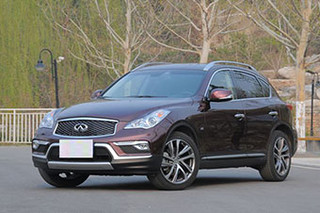 2015款英菲尼迪QX50促销 购车直降3万元